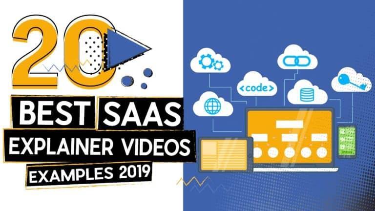 20 Best SaaS Explainer Videos Examples 2019